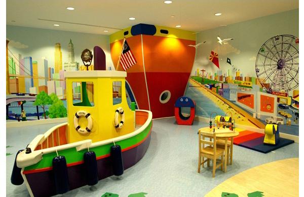 uredjenje decije sobe
