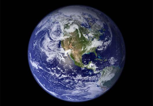 Koliko je teška planeta Zemlja