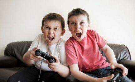 nasilne kompjuterske igre