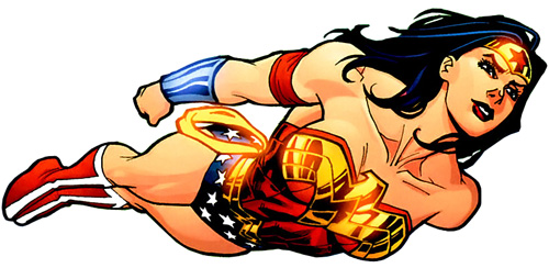 Wonder woman - junakinja iz stripa