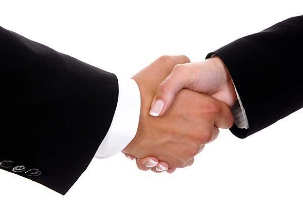 Bonton prilikom rukovanja