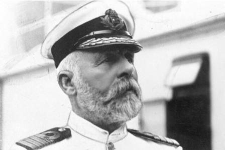 Kapetan Titanika - Edvard Smit