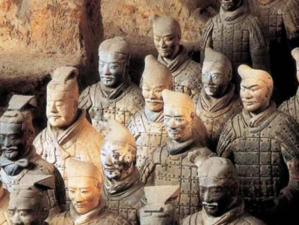 Vojska od Terakote - istorijske zanimljivosti Kine