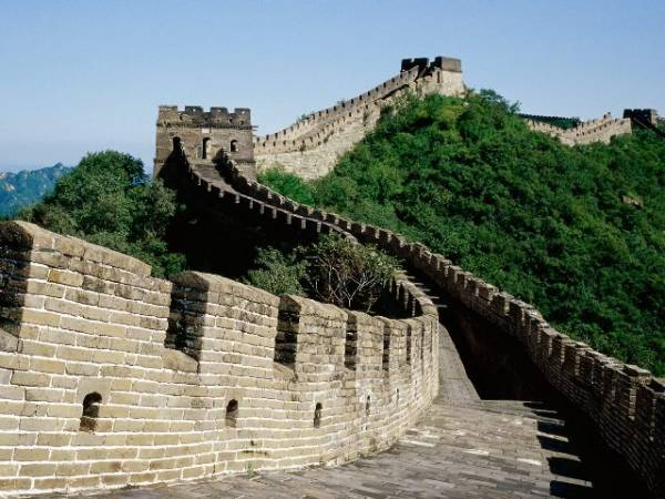 Turističke znamenitosti Kine -Kineski zid