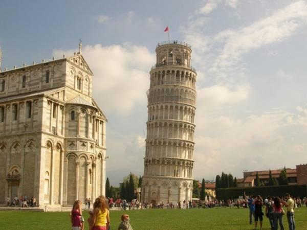 Zanimljivosti o Krivom tornju u Pizi