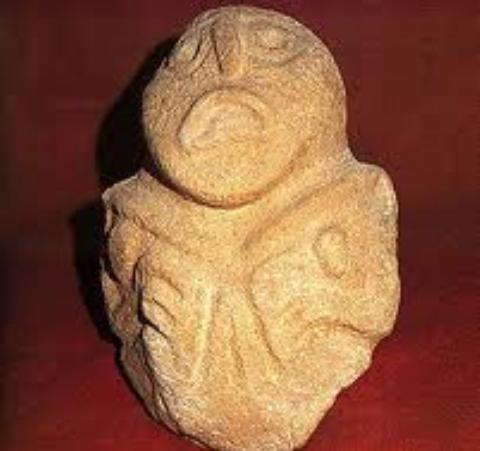 Figure iz Lepenskog vira, najstarije u Evropi