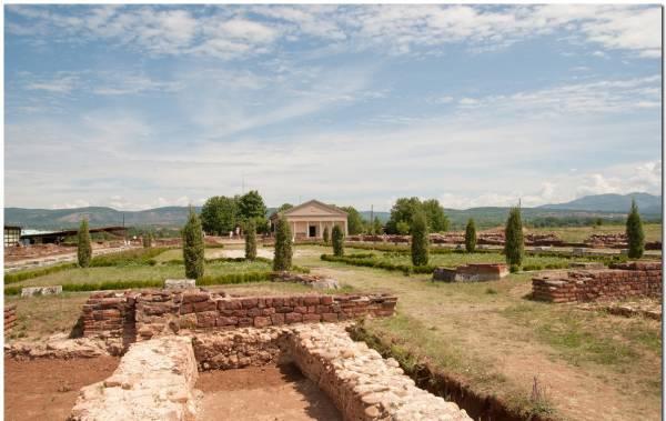 Medijana, Niš. Mesto gde je rođen car Konstantin