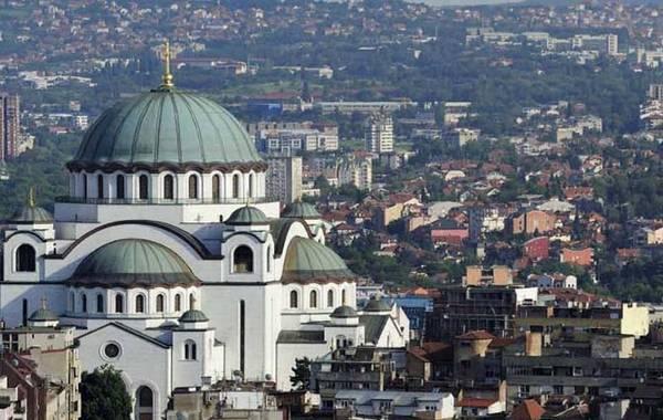Beograd Geografski polozaj