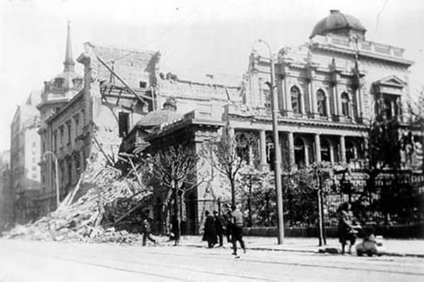 Bombardovanje Beograda 1862