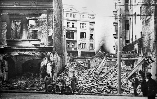 Bombardovanje Beograda u Drugom svetskom ratu