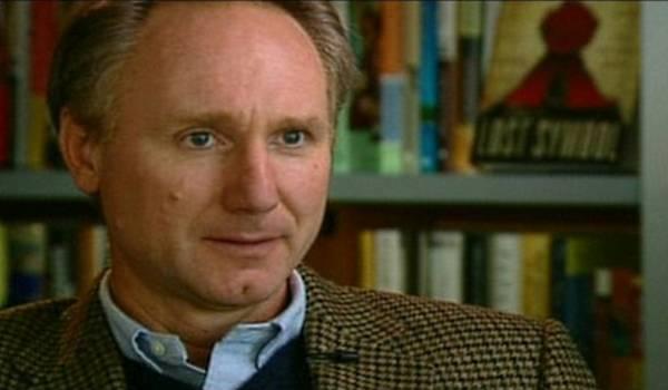 Den Braun autor knjige da vincijev kod
