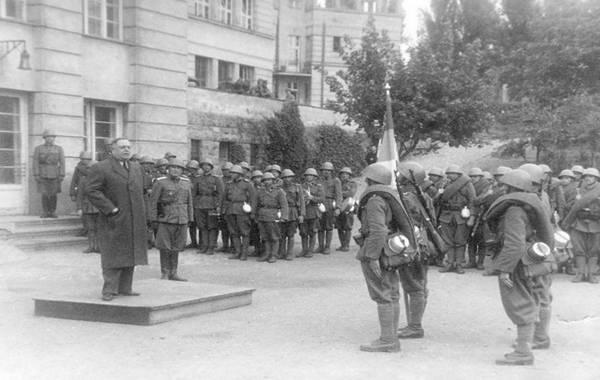 Okupacija Beograda 1941