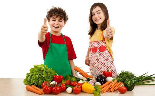 Vitamini za rast i razvoj dece