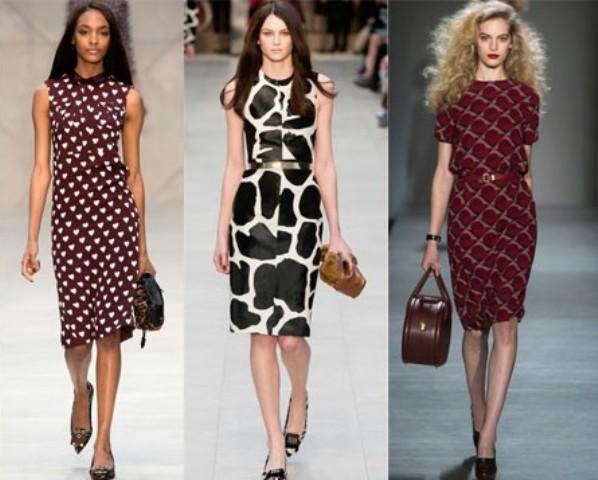 Moderne haljine za zimu 2013/14