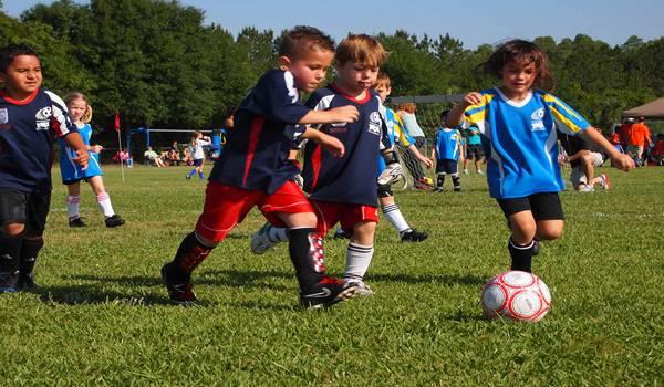 igra, sport, vezbe i razvoj dece