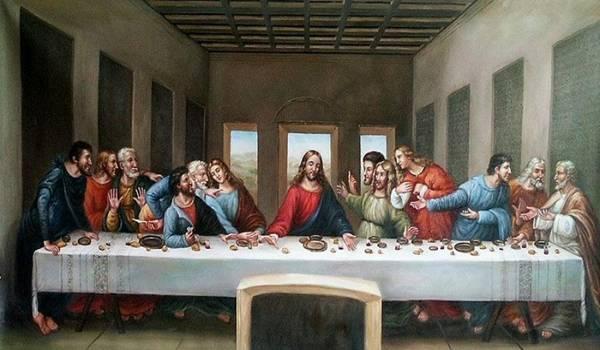 isus sa apostolima