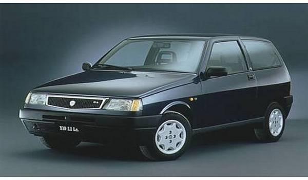 lancia ypsilon 1995
