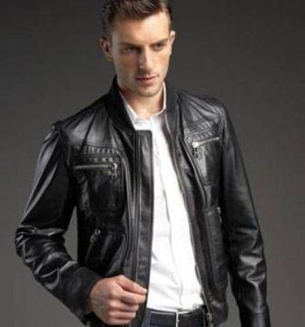 I kožne jakne mogu poslužiti za zimu