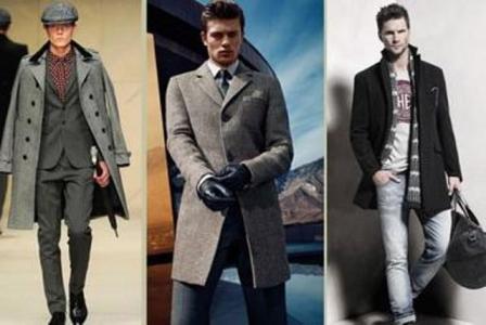 Idealna elegantna odeća za zimu - muški kaputi