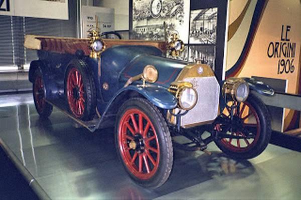 Prvi Alfa Romeo