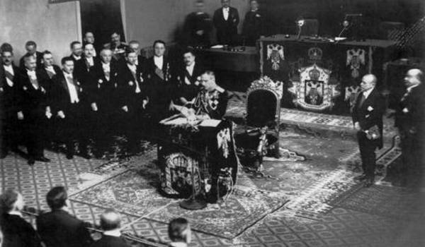 sestojanuarska diktatura 1929