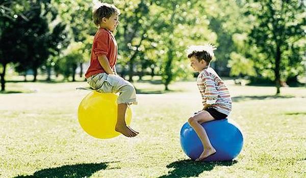 sunceva svetslost i razvoj dece
