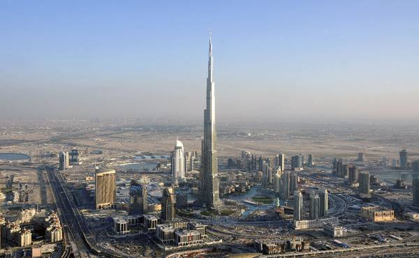 Burj Khalifa dubaji