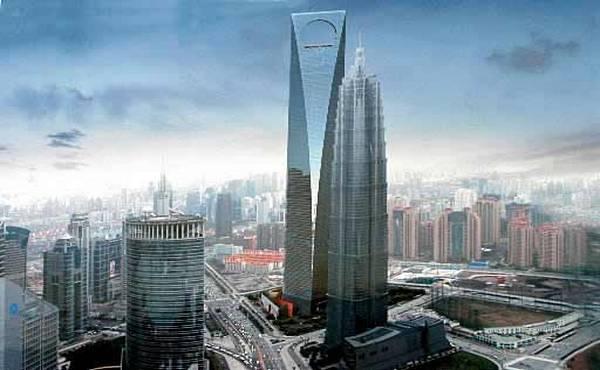 Svetski finansijski centar u sangaju