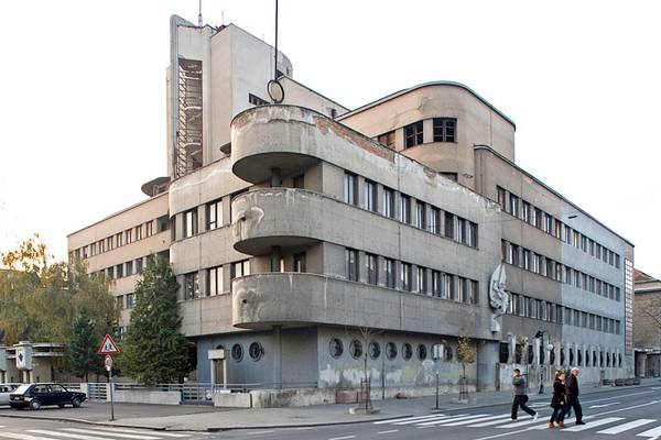 Zgrada Komande vazduhoplovstva