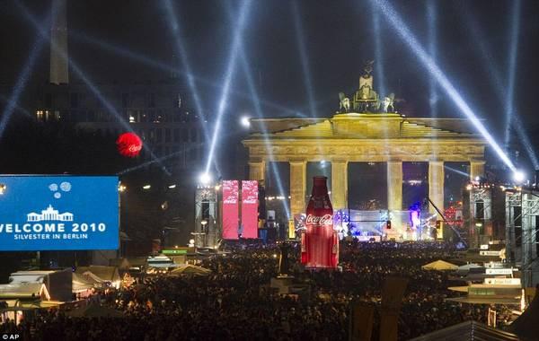 docek u berlinu nemackoj