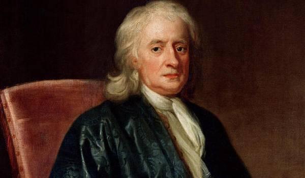 Isak Njutn - Najveći naučnik svih vremena