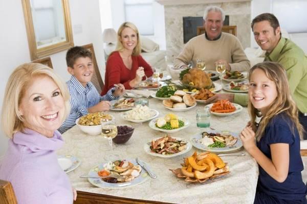 ishrana za vreme praznika