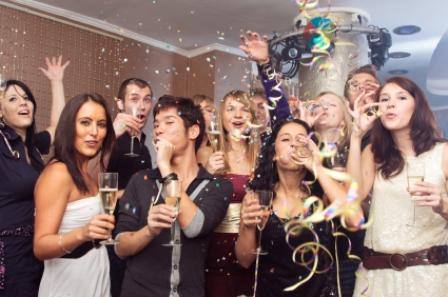 Kako da organizujete žurku za Novu Godinu?