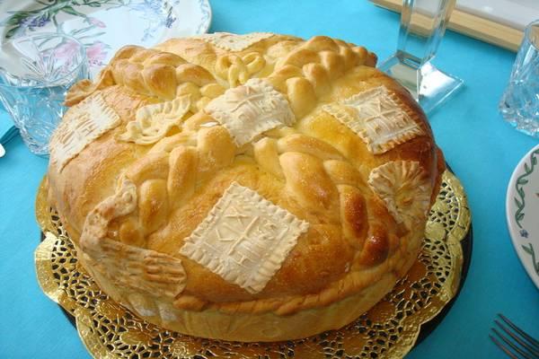 kako ukrasiti slavski kolac