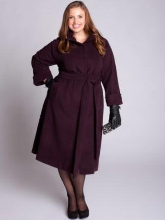 Zimska moda za punije dame