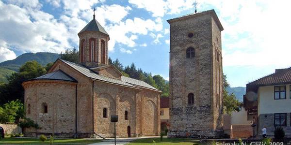 manastir raca tara