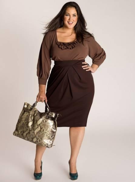 Kako da se obučete elegantno ako imate višak kilograma?
