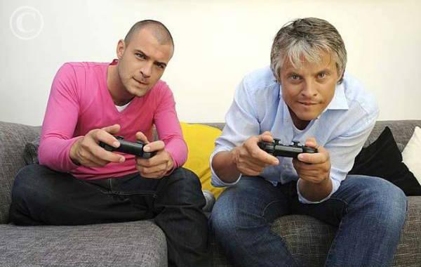 muskarci i video igrice