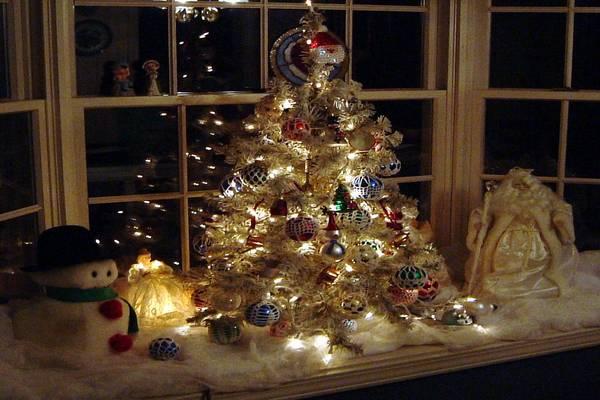 novogodisnja dekoracija kuca