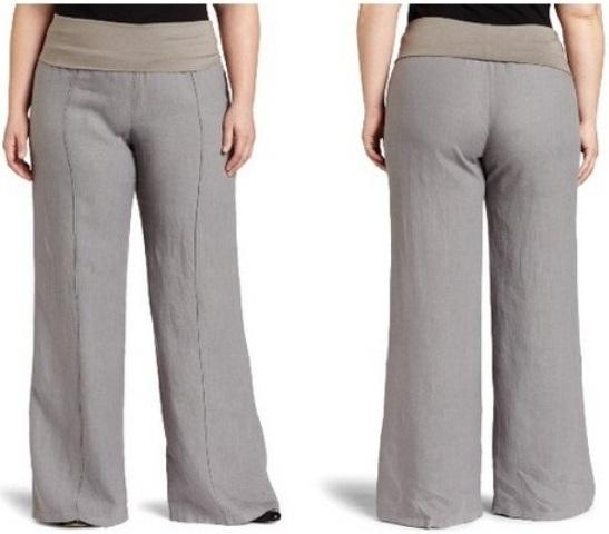 Pantalone koje pokrivaju višak kilograma
