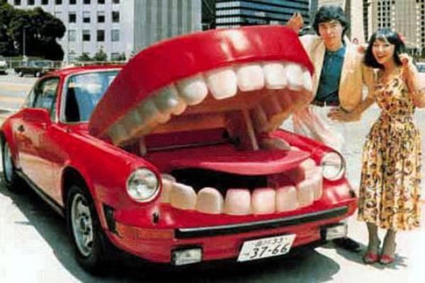 slike cudnih automobila