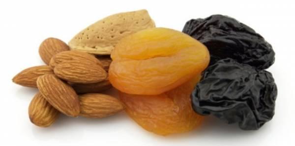 Posnu trpezu za Badnje veče upotpunite suvim i koštunjavim voćem