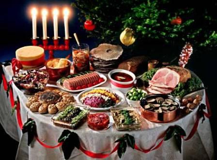 Organizujte švedski sto: kanapei, roštilj, koktel peciva....