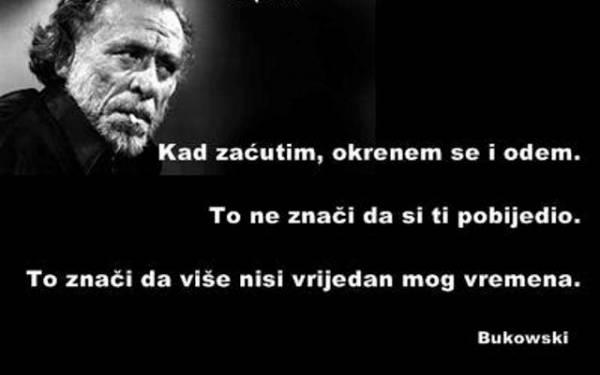 Čarls Bukovski - citati o ljudima