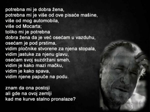 Citati o ženama i ljubavi - Čarls Bukovski