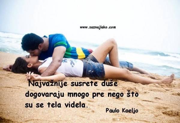Ljubavni citati Paulo Koeljo