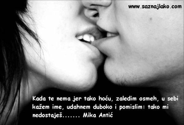 Majstor ljubavnih stihova - Mika Antić