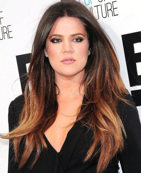 Ako želite da promenite boju kose odaberite ombre stil kao Kloi Kardašijan