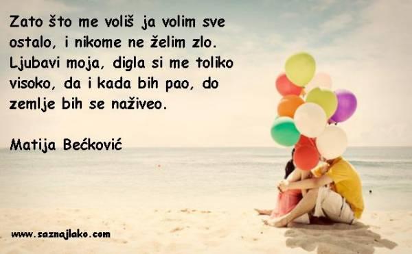Ljubavni citati, misli, izreke....