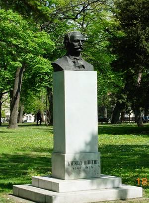 spomenik alekse santica